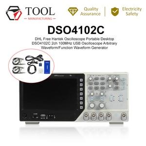 New Hantek DSO4102C Digital Mu