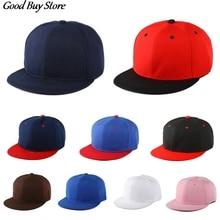 Summer Hip Hop Hat Unisex Baseball Cap Visors Snapback Outdoor Casual Flat Hats UV Protection Running Sports Golf Caps Headwear