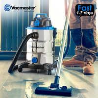 Aspirateur industriel sec humide aspirateur 30L accueil tapis seau aspirateur pour hôtel dépoussiéreur aspirateur à domicile