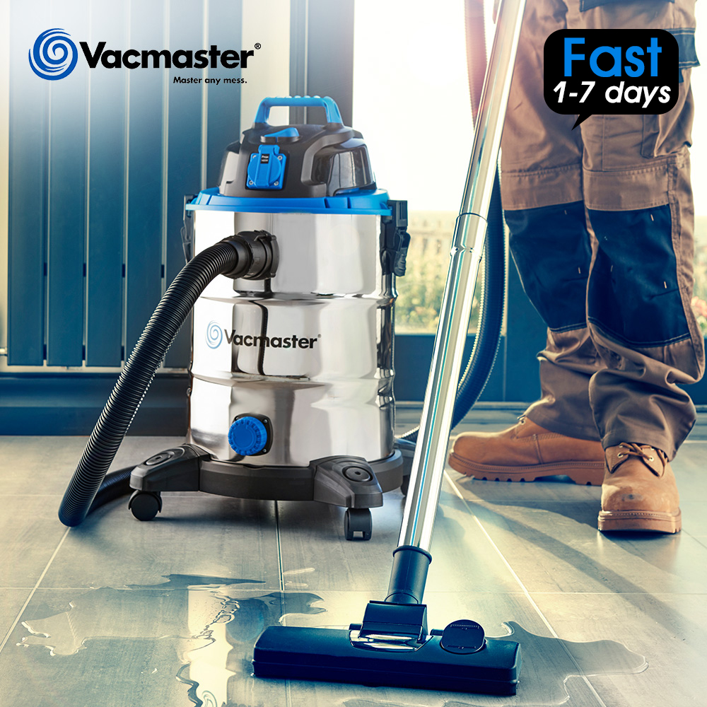 Vacmaster Industrial Wet Dry Vacuum Cleaner 30L Home Carpet Bucket Vacuum Cleaner For Hotel Dust Collector Home Aspirator