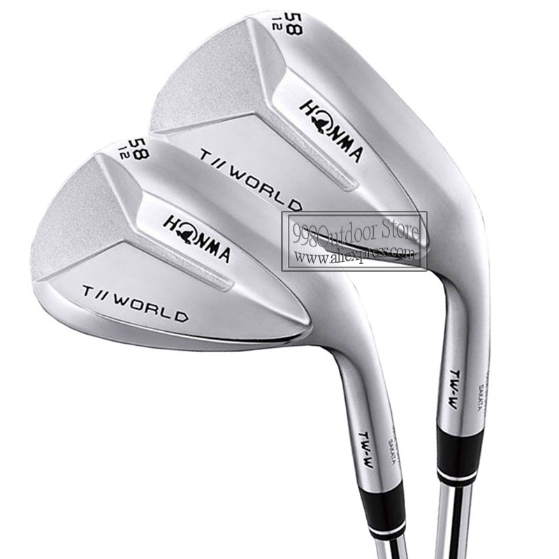 New Golf Clubs HONMA T//WORLD TW-W Golf Wedges Right Handed 3Pcs/Lot Clubs Wedges Golf Steel Shaft Free Shipping