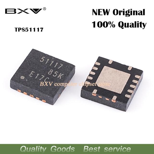 10pcs TPS51117RGYR TPS51117 51117 RGYR QFN14 DC switching controller regulator new original laptop chip free shipping