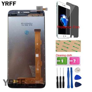 Image 3 - LCD Display For TP LINK Neffos C7 TP910A TP910C LCD Display Screen Touch Panel Digitizer Panel Lens Sensor Assembly Tools Gift