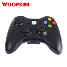 Sem fio/com fio gamepad joystick para xbox360 controlador para xbox 360 game console