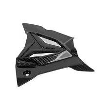 Nieuwe 100% Motorcycle Carbon Fiber Tandwiel Cover Twill Weave Kuip Voor Bmw S1000RR S1000 Rr S 1000RR 2019 2020 2020 +