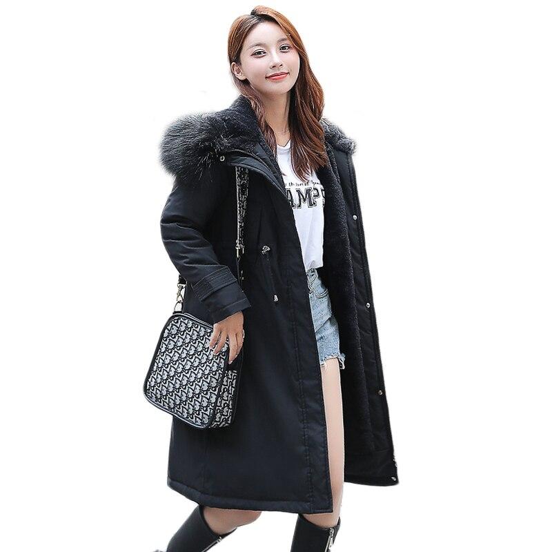Winter Snow Wear Warm Female Jacket New 2019 Winter Jacket Women Parka Female Plus Size  Winter Coat Women
