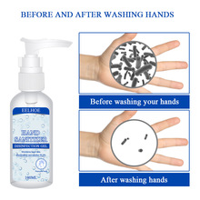 30/50ml Quick-drying No Alcohol Disposable Hand Sanitizer Hands-Free Water Disinfecting Hand Wash Gel Hot Sale Hand Sanitize