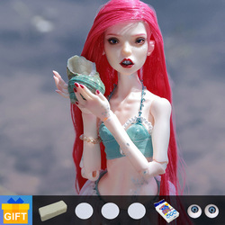 Shuga Fairy Beth Doll BJD 1/4 Resin dolls fullset complete professional makeup Toy Gifts movable joint doll