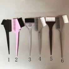1 шт. окрашивающая расческа для волос для дома DIY эфирный инструмент парикмахерское масло для выпечки Расческа с щеткой окрашивание