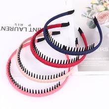 Lady Girl Cute Hairband Headwear Headband Hair Band Accessory Comb Women Accessories