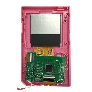 Image 3 - Arka ışık LCD GBP için arkadan aydınlatmalı LCD ekran yüksek ışık kitleri için GameBoy cep konsolu LCD ekran ışık