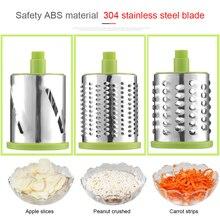 TTLIFE Manual Vegetable Cutter Slicer Kitchen Accessories