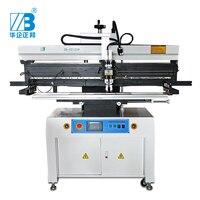 Semi automática SMT PCB máquina de impressão da tela