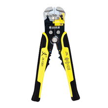 PARN JX-1301 Wire cutter automatic crimping wire stripper Terminal pliers multi-functional peeling tools 0.2-6.0mm2 tool