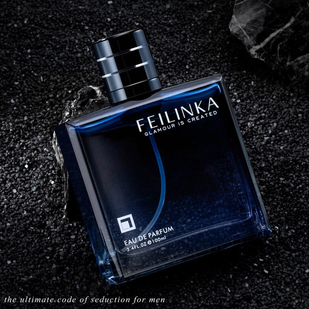 HobbyLane 100ml Men Perfume Classic Atomizer Body Spay Long-lasting Gentleman Male Fragrance Flower Fragrance Deodorant HOT