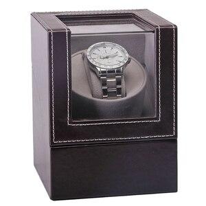 Image 5 - Organizer Display Kist Motor Shaker Houder Automatische Mechanische Horloge Winder Box Kronkelende Case Houder