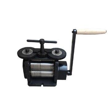 Ручной прокатный стан машина для изготовления ювелирных изделий оборудование для обработки ювелирных изделий прокатная машина для изгото