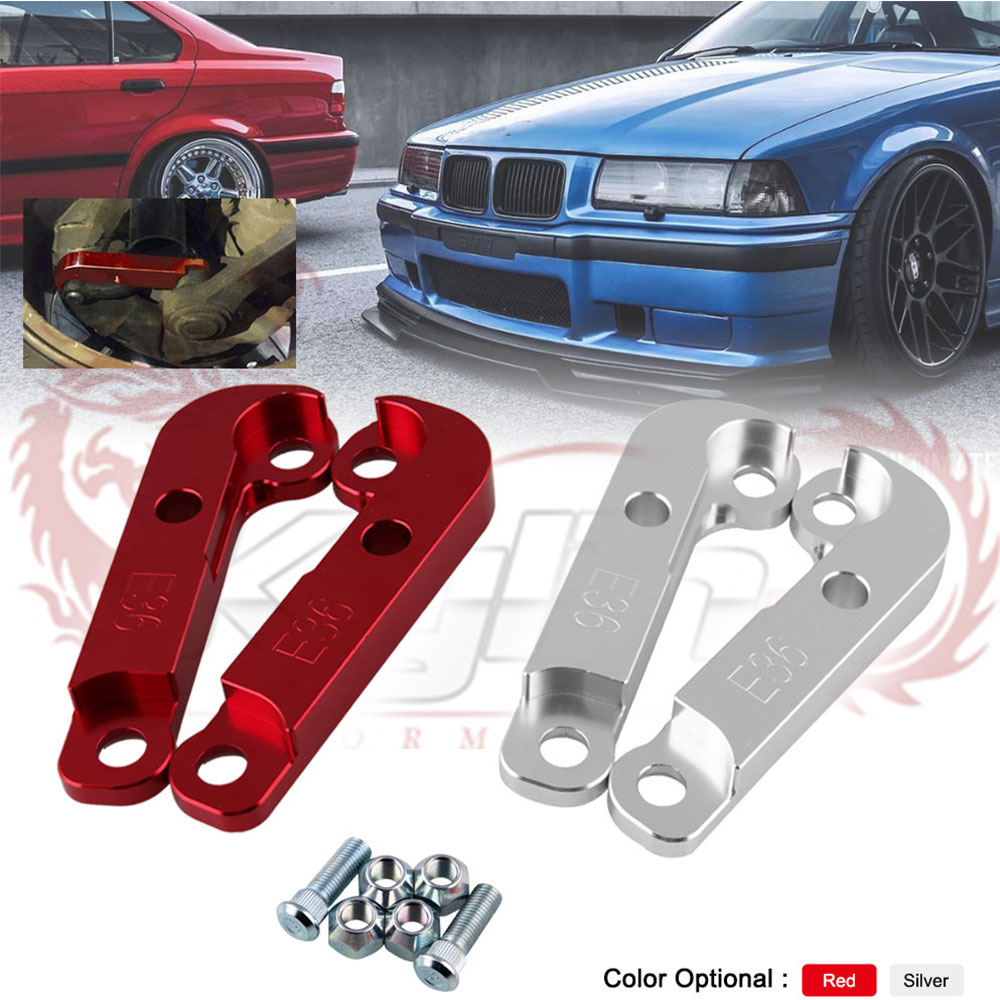 Adapter Increasing Turn Angles About 25% Drift Lock Kit For BMW E36 M3 Tuning Drift Power Adapters & Mounting