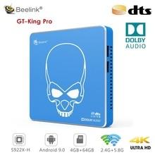 Beelink GT-King Pro Smart TV BOX Hi-Fi Lossless Amlogic S922