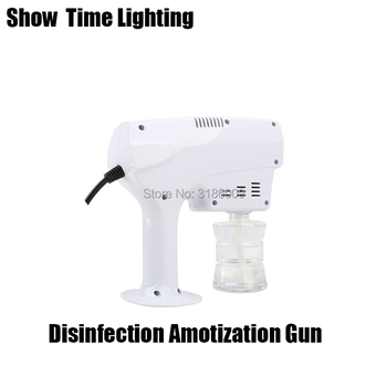 220V Mini Disinfect Machine 900W Amotization Fogger Gun Handheld Sterilization For Home Car Office Kill Virus