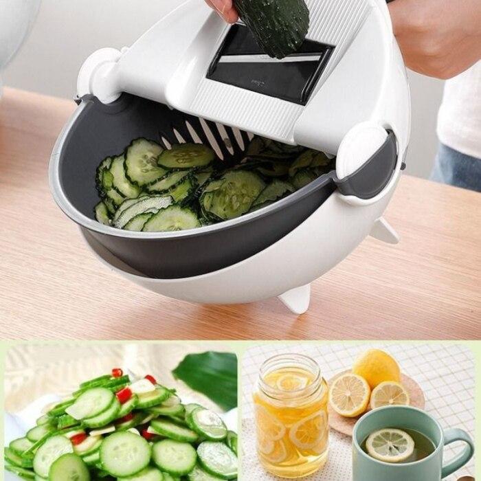 Cortador vegetal rotativo conjunto multi-função cortador vegetal