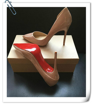 Luxury Shoes Women Designers Side Pumps Sexy Wedding Shoes Bling Extreme High Heels Women Sexy Heels Shoes Ladies Shoes silver crystal wedding shoes bride super high heeled platforms bling shinny rhinestones bridal shoes ladies party pumps hs156