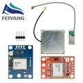 NEO-6M GPS модуль GY-GPS 6MV2 NEO6MV2 буит в EEPROM APM2.5 антенна 3V-5V RS232 TTL доска для Arduino полета Управление