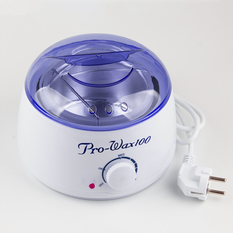 Dropshipping Pro Wax100 Paraffin Wax Warmer For Skin Care Hot Wax Heater Depilatory Hair Removal Wax For Depilation Wax Pot