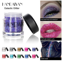 HANDAIYAN 10 Colors Glitter Shiny body Painting Eye Shadow G