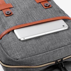 Image 5 - 2020 Vintage Men Women Canvas Backpacks School Bags for Teenagers Boys Girls Large Capacity Laptop Backpack Fashion Men Backpack