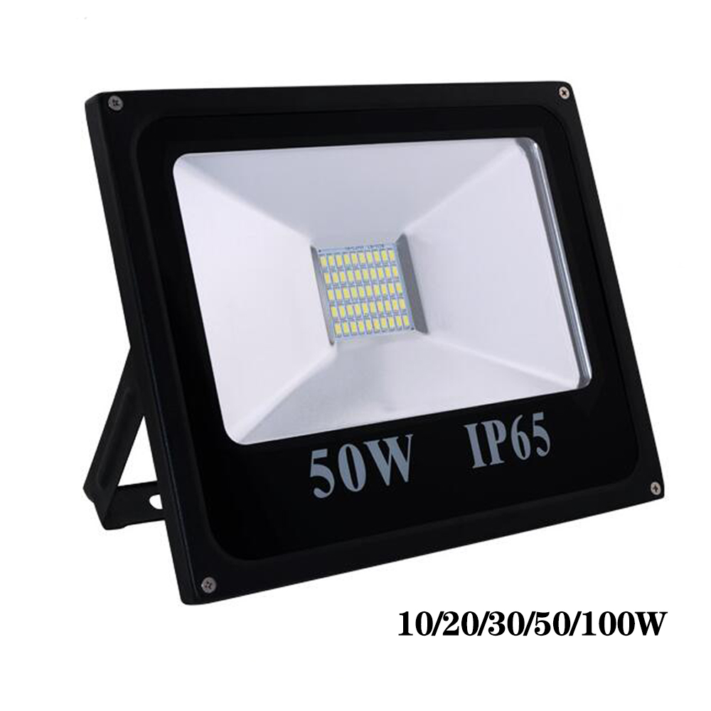 10//20//30//50W LED RGB PIR Motion Sensor Flood Light Outdoor Landscape Spot Lamp