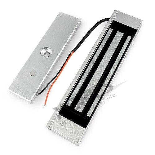 HOMSECUR Waterproof 390lbs Magnetic Lock For Door Access Control System Door Phone System