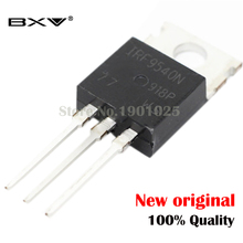 10pcs IRF9540N IRF9540 MOSFET כדי 220 9540N חדש מקורי