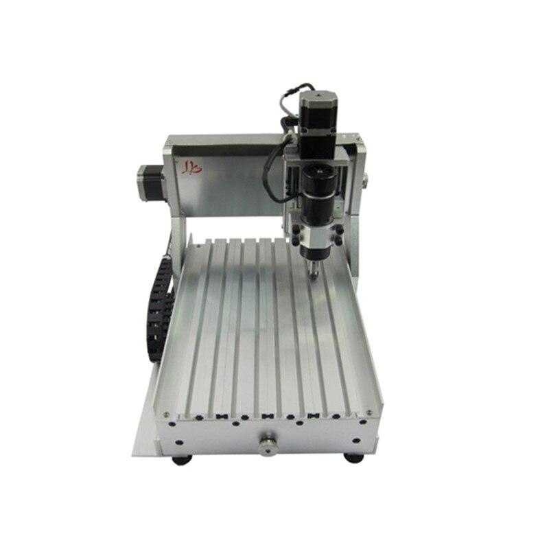 Freies geschenke 3 achse Mini CNC fräsen maschine 3020Z-500W cnc gravur maschine für holz kostenloser steuer zu RU