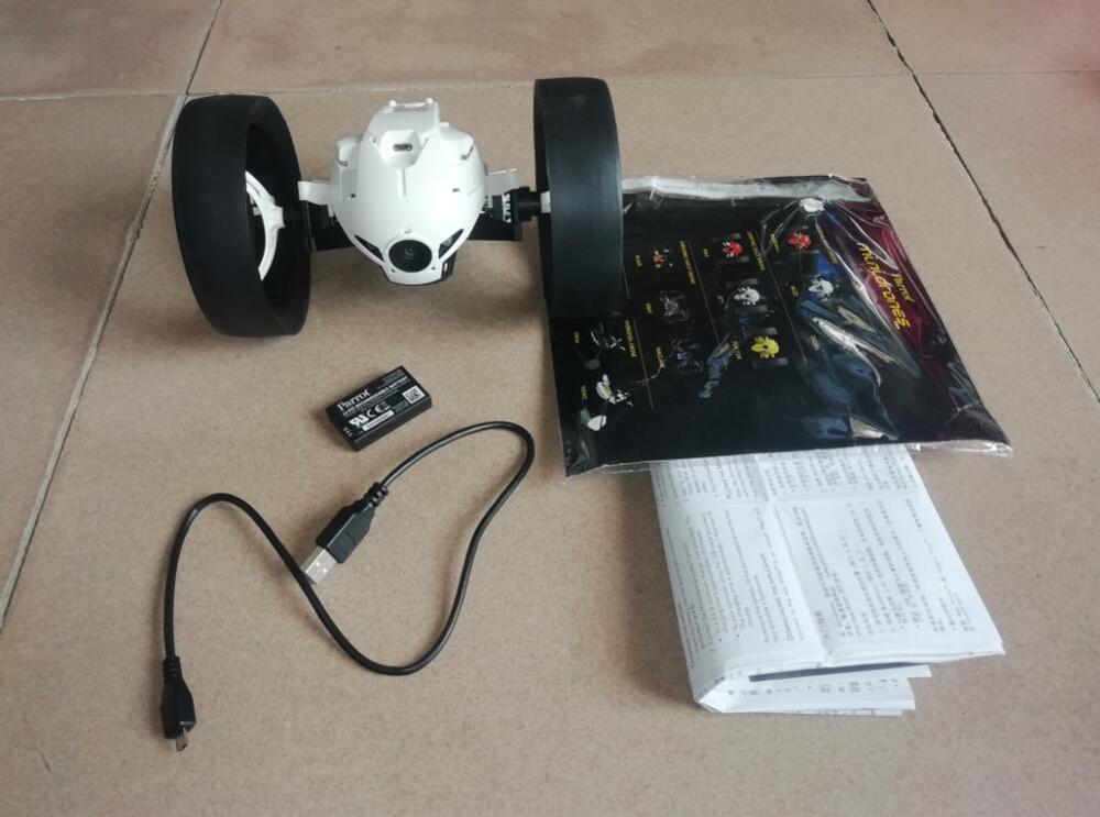 Minidrones オウムジャンプ相撲インテリジェントリモートバウンス車  グループ上の おもちゃ & ホビー からの パーツ & アクセサリー の中 1