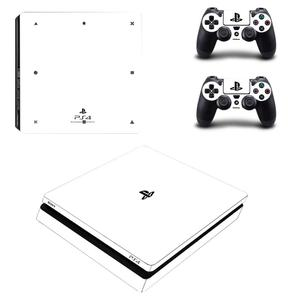 Image 3 - 20th Anniversary Edition PS4 Slim Game cover for PS4 Slim Skin Sticker for PS4 Slim PlayStation 4 and 2 controller skins Decals