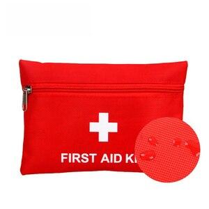 30 шт./компл. Набор для оказания первой помощи, домашняя дорожная сумка для хранения в машине, походная одежда, медицинские принадлежности для ухода за ранами