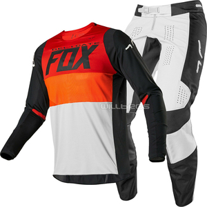 Delicate Fox Motorbike ATV Bike Riding 2020 Street Moto Racing 360 Bann Jersey Pants Motorcycle Scooter Suit