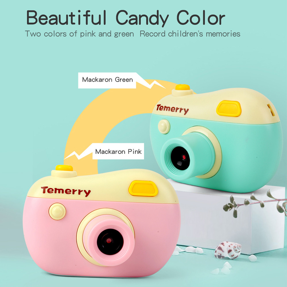 Toy Cameras 2019 New JJR/C V01 Kids Digital Camera 8MP 2.0 HD Screen Camcorder With Play Games Gifts 7.4