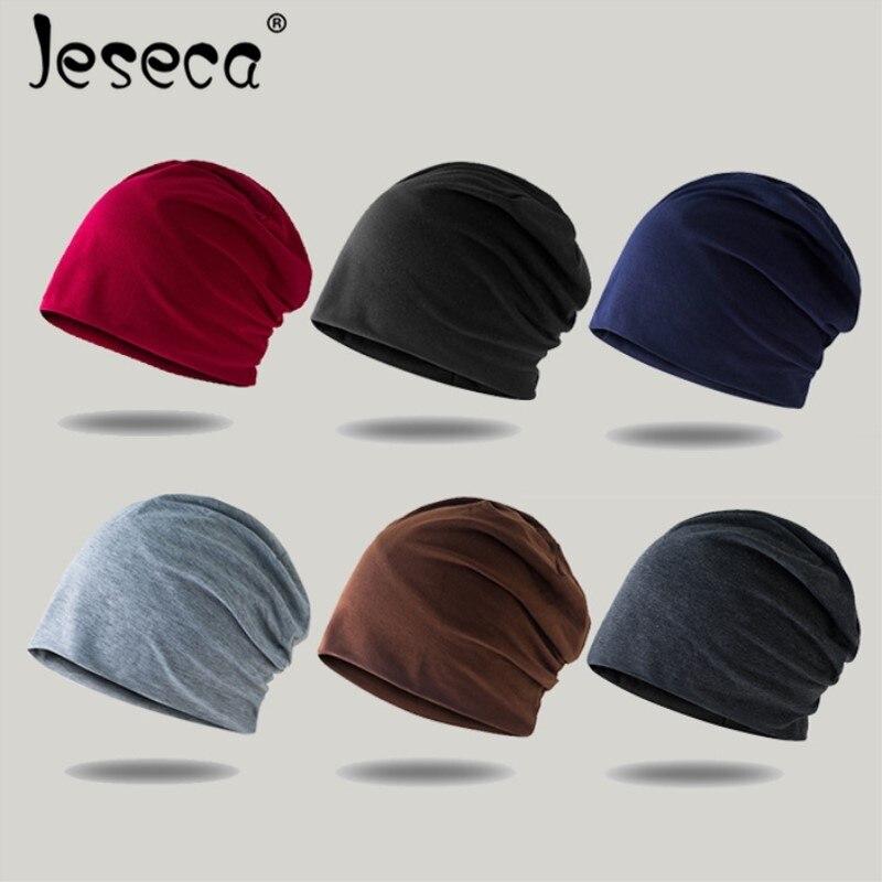 New Women Men Unisex Knit Cap Casual Ponytail Beanie Warm Winter Hat Hip-Hop Snap Sleep Headwear Thanksgiving Hat Beanies