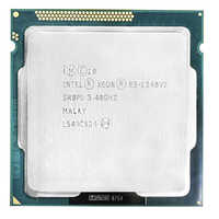 Intel Xeon E3 1240 v2 e3 1240 v2 Processor Quad-Core Quad thread 4 core 4 thread 3.40GHz 8M Cache SR0P5 LGA1155 E3-1240 v2 CPU
