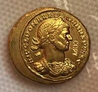 Moedas romanas tipo 43