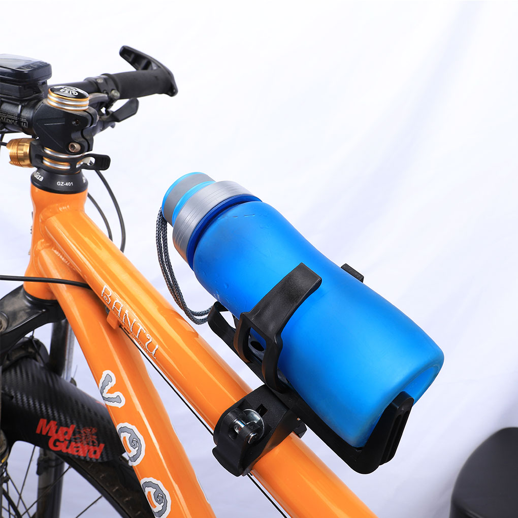 Cycling Bike Drink Rack Bicycle Bottle Cage Water Bottles Kettle Cup Holders