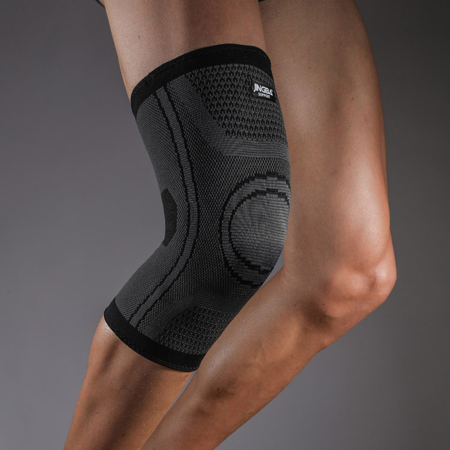 JINGBA SUPPORT 2019 Hot Sport Basketball knee pads Volleyball knee brace support Elastic Nylon Compression knee protector