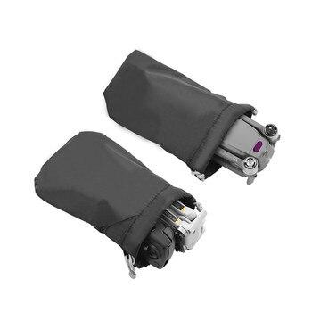 Portable Storage Bag Soft Cloth Pouch for DJI Mavic Mini Mavic 2 Pro zoom Drone Accessories Protective Cover Case Handbag