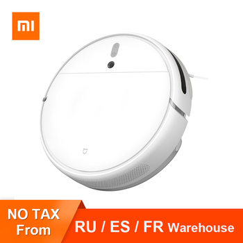 Xiaomi Mijia Robot Vacuum Cleaner 1C STYTJ01ZHM for Mi Home Automatic Dust Sterilize App Smart Control Sweeping Mopping Cleaner
