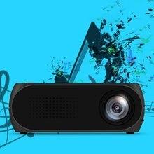 Стильный проектор Yg320 бытовой светодиодный мини портативный микропроектор 1080P Hd домашний проектор для отдыха