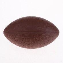 2 шт ПУ пена Американский футбол Регби мяч для детей, взрослых подарок на день рождения Детская игрушка игра Футбол s