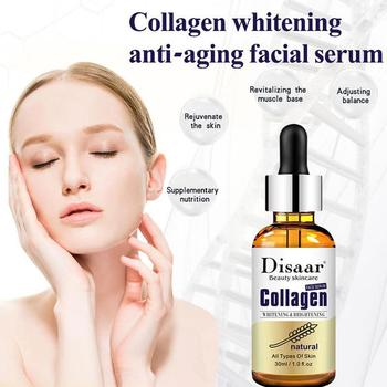 Natural Collagen Beauty Anti Wrinkle Serum Collagen Serum Anti Aging Whitening Face Serum Stock Serum gold caviar collagen serum