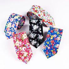 Ties Neck-Tie Custom-Logo Wedding Skinny Slim Cotton Women Linbaiway for Suits Classic